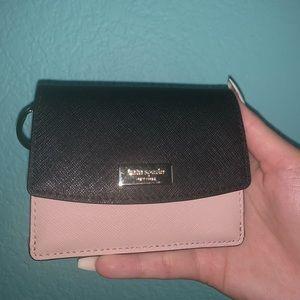 Kate Spade Petty Laurel Way Leather Wallet